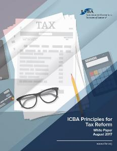Tax Reform Whitepaper Cover Image