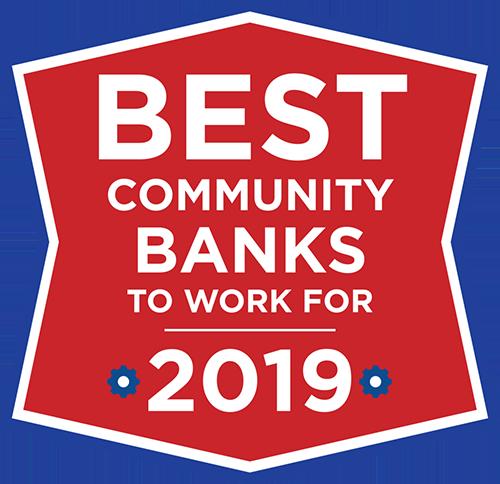 Independent Banker: Best Community Banks to Work For 2019