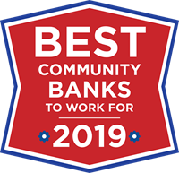 Independent Banker: Best Community Banks to Work For 2019