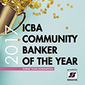 2017 ICBA Community Banker of the Year