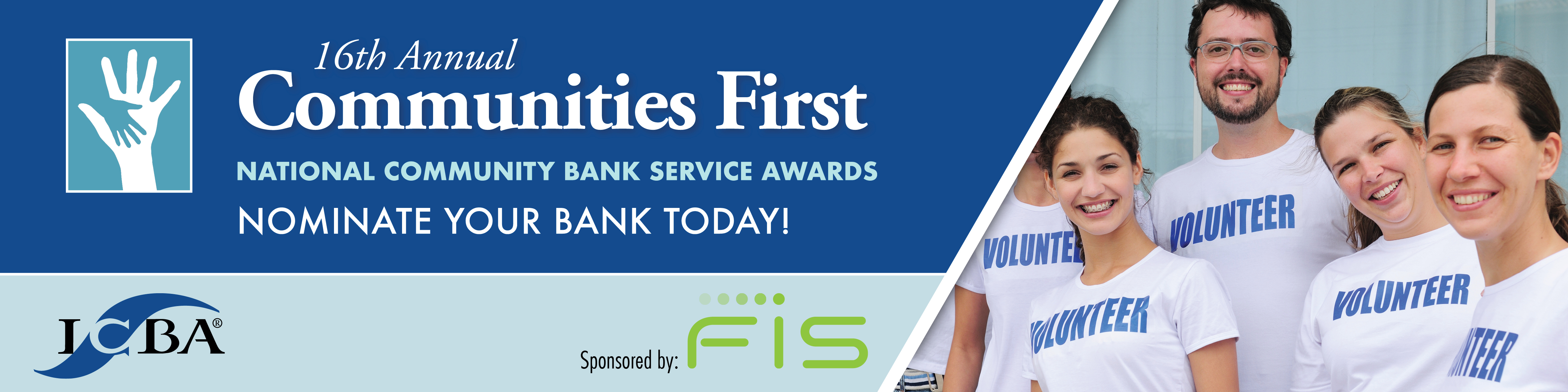 Community Bank Service Awards