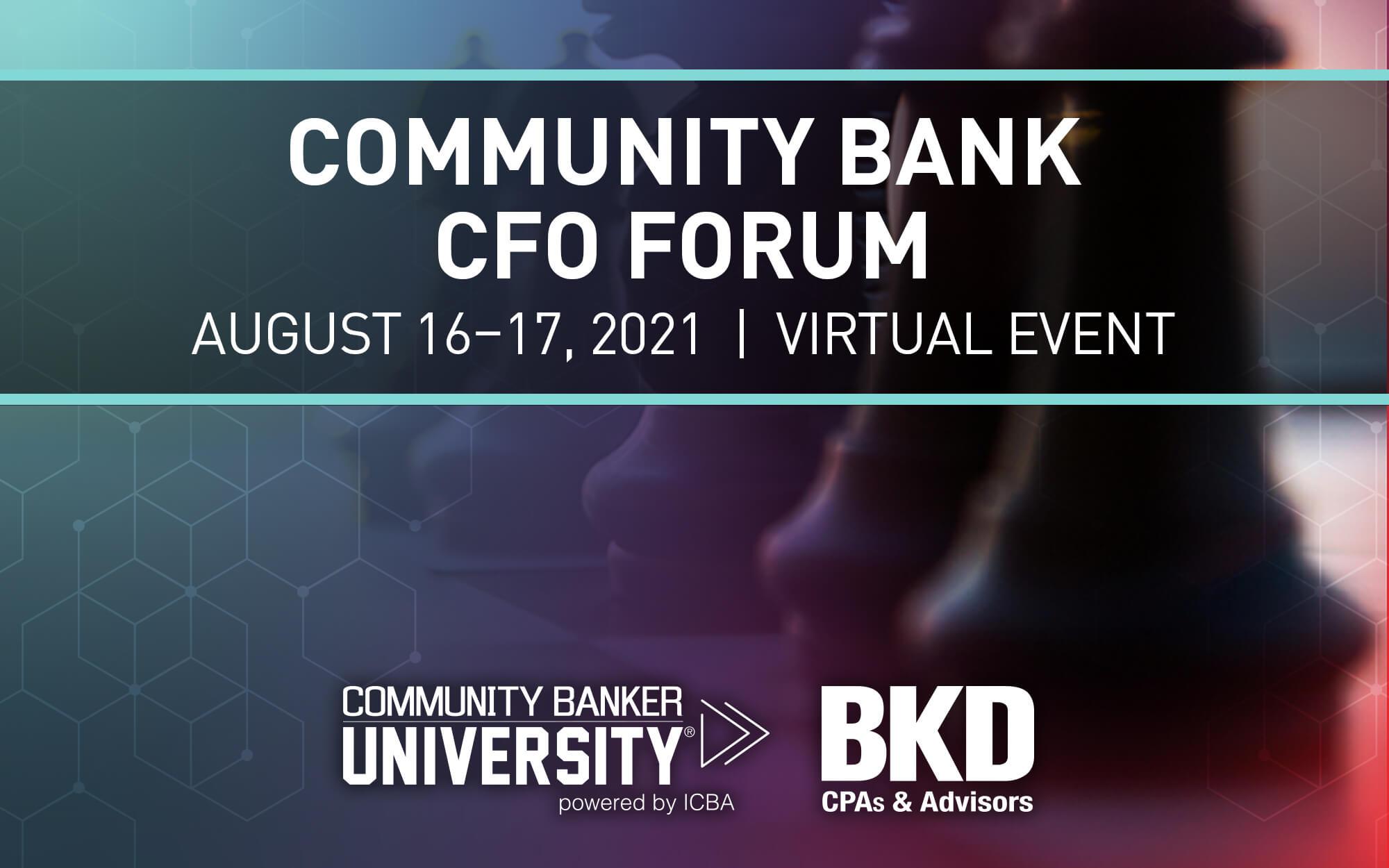 CFO Forum 2021
