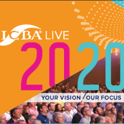 ICBA LIVE 2020 square banner