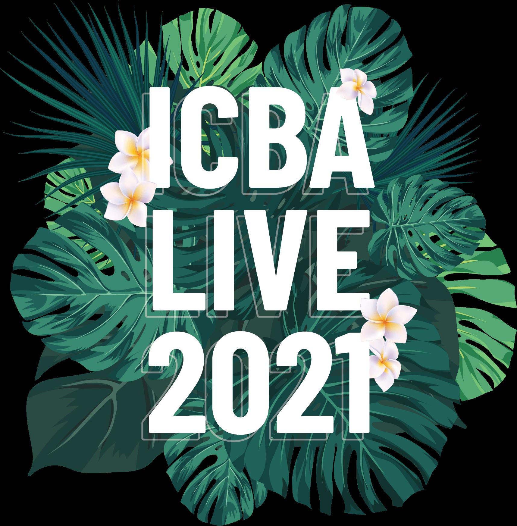 ICBA LIVE 2021