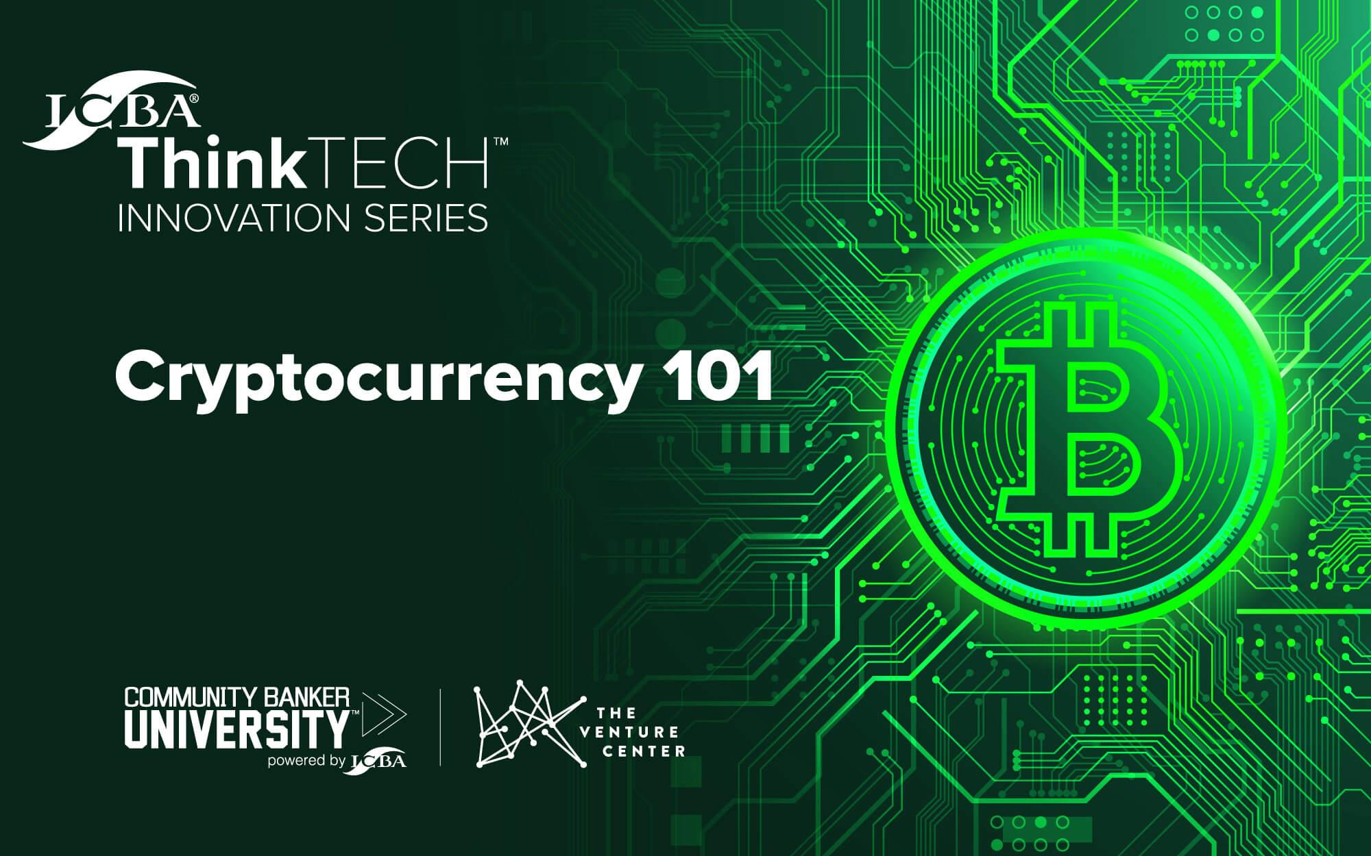 Cryptocurrency 101 Webinar