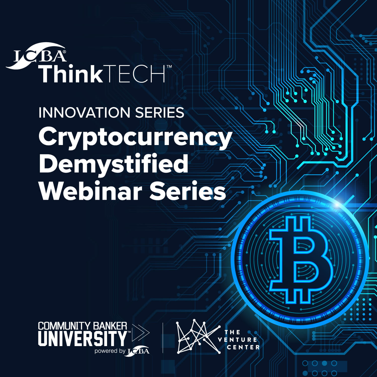 Cryptocurrency Demystified Webinar Series Square