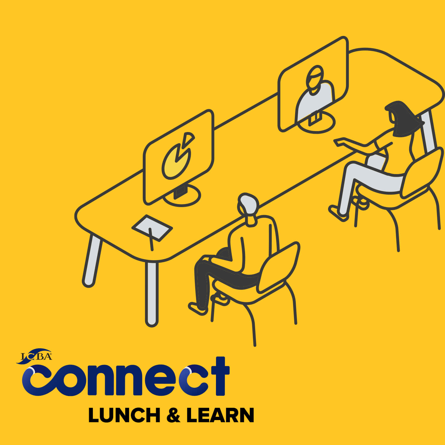 Lunch and Learn Square