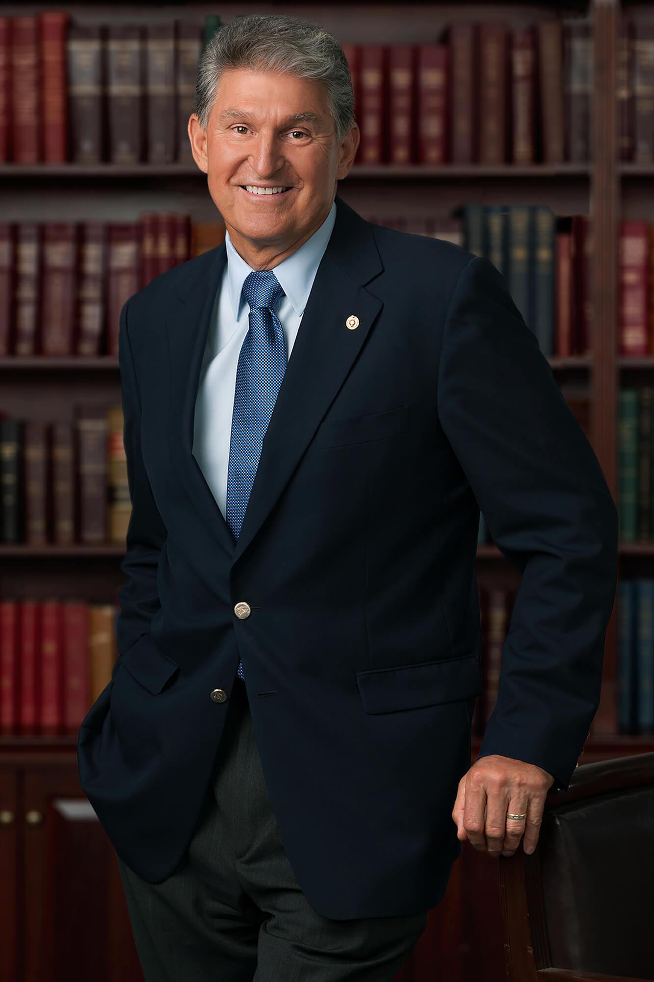 Sen. Joe Manchin (D-W.Va.)