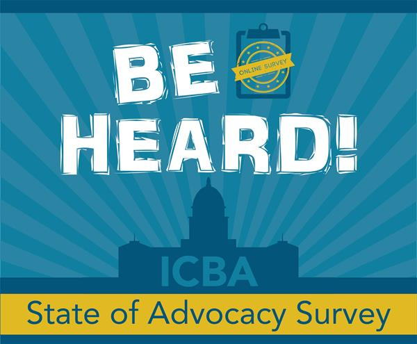 ICBA State of Community Banking Advocacy