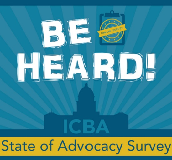 State of Community Banking Advocacy Survey