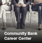 Community Bank Career Center
