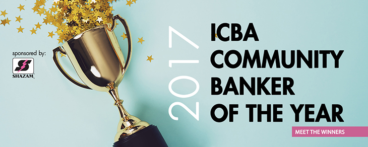 Community Banker of the Year Winners