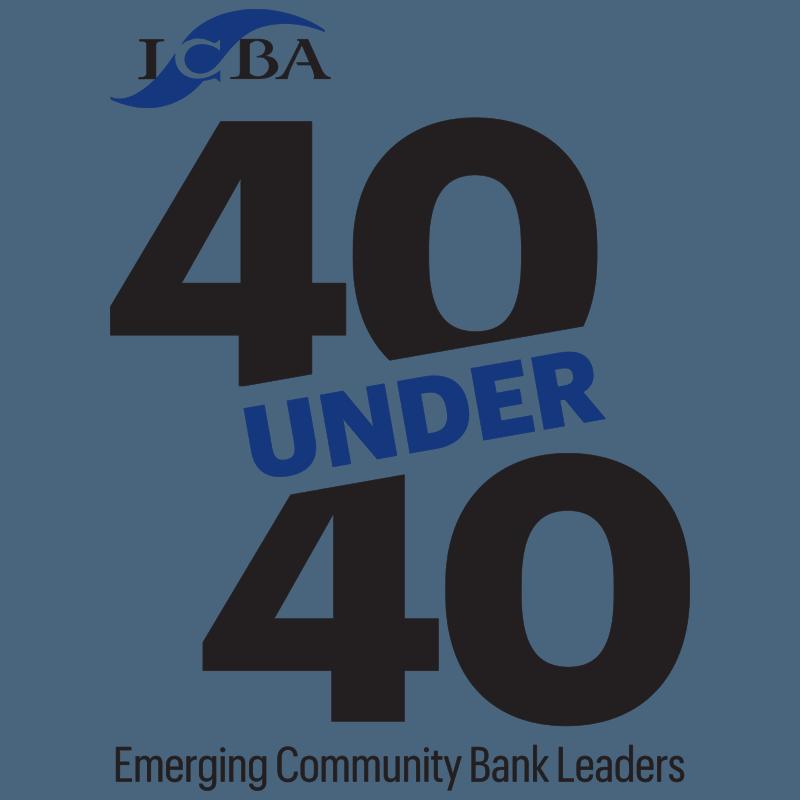 40 Under 40 Blue