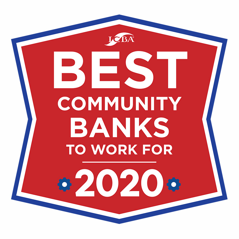 Best Community Banks to Work For 2020