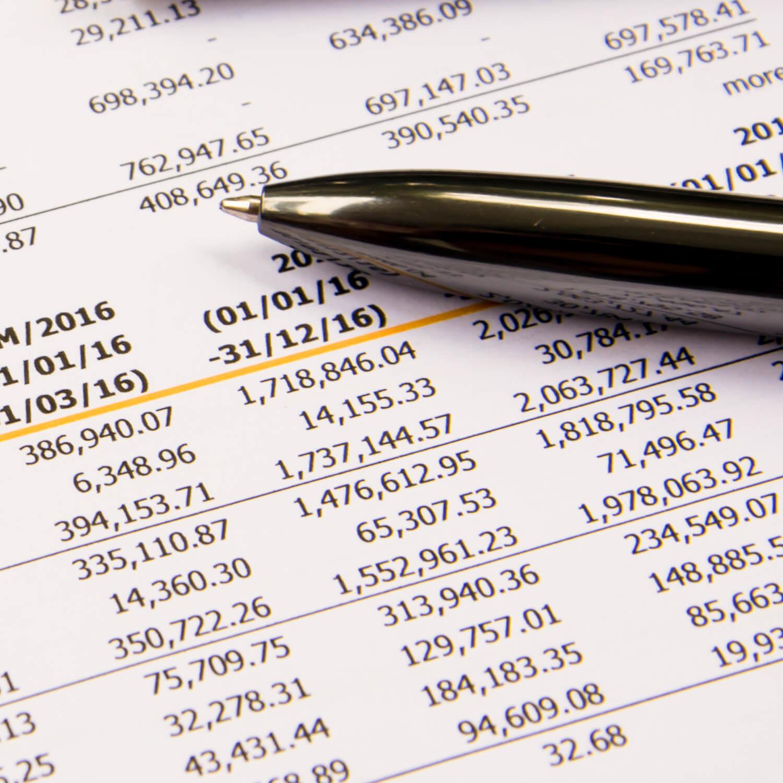 Cash Flow Analysis Square