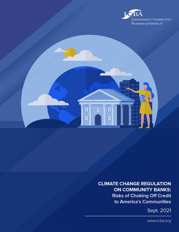 Climate Change Regulation on Community Banks Report