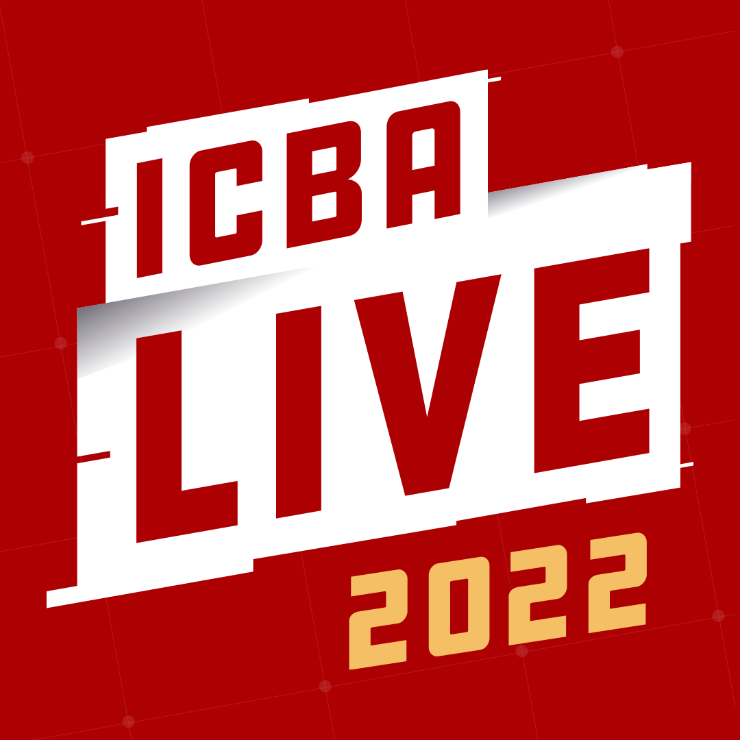 ICBA Live 2022 Red Square