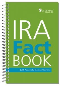 IRA Fact Book