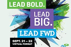 Lead FWD Sept. 21-22