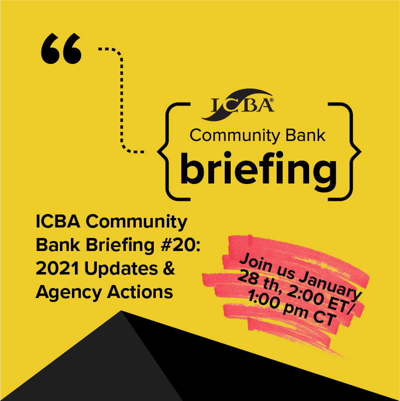 Bank Briefing 20