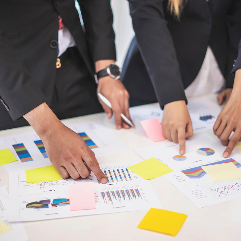 Strategic Planning Square