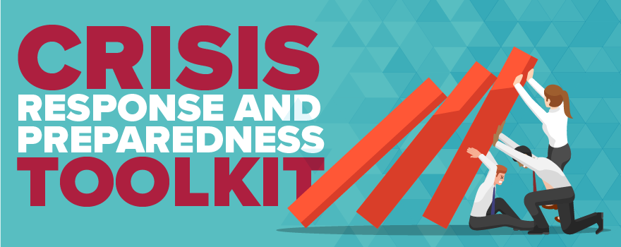Crisis Banner